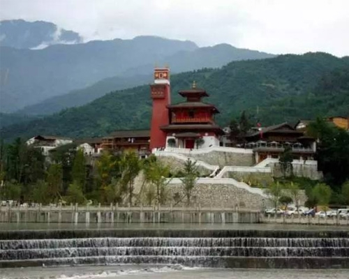 汶川水磨镇红色记忆旅游景区项目(断路器)